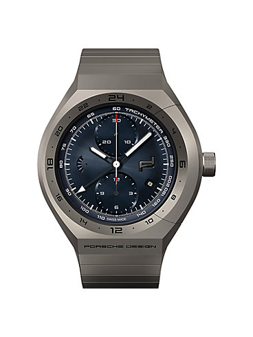 Porsche Design Chronograph Monobloc Actuator GMT-Chronotimer 6030.6.02.003.02.5