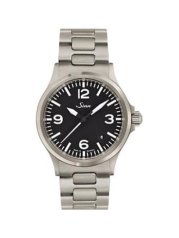 Sinn Spezialuhren Herrenuhr Instrumentelle Uhren 556.014