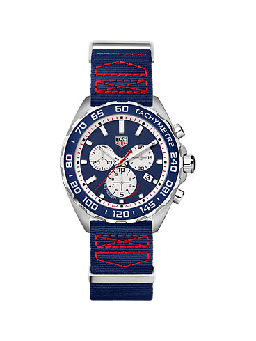 TAG Heuer Chronograph Formula 1 Red Bull Chronograph Edition CAZ1018.FC8213