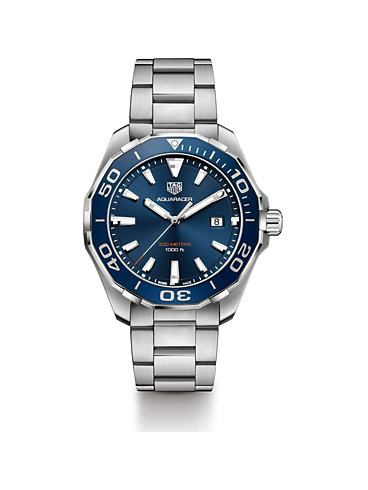 Tag Heuer Herrenuhr Aquaracer WAY101C.BA0746