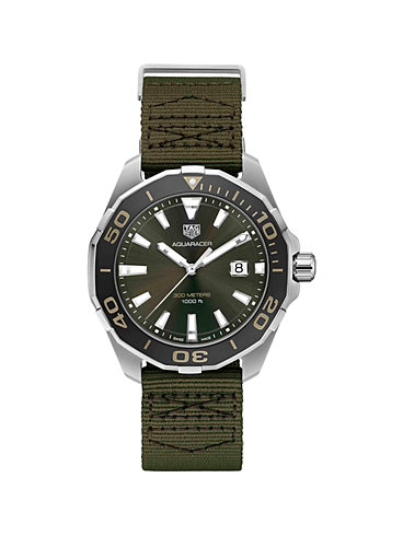 TAG Heuer Herrenuhr Aquaracer WAY101E.FC8222