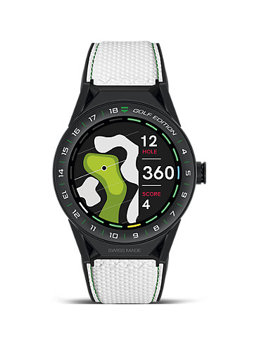 TAG Heuer Smartwatch Connected Golf Special Edition SBG8A82.EB0206
