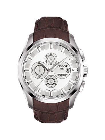 Tissot Chronograph Couturier Automatic Chronograph T0356271603100