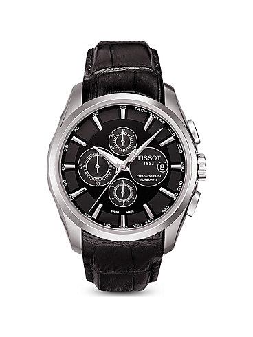 Tissot Chronograph Couturier Automatic Chronograph T0356271605100