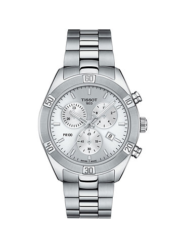 Tissot Chronograph PR 100 Sport Chic Chronograph T1019171103100