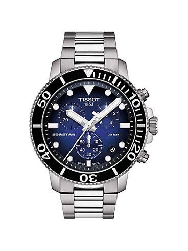 Tissot Chronograph Seastar 1000 Chronograph Quartz T1204171104101