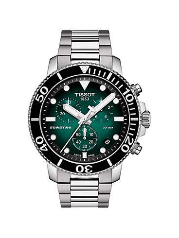 Tissot Chronograph Seastar 1000 Quartz Chronograph T1204171109101
