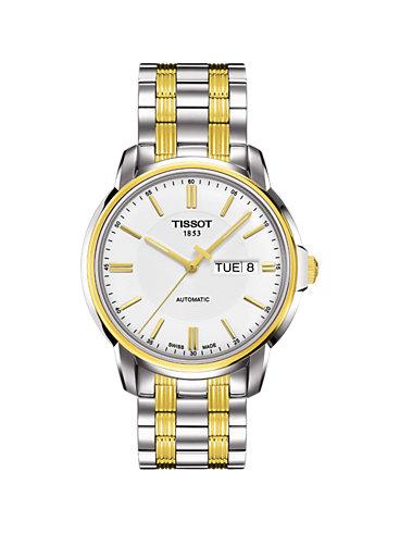 Tissot Herrenuhr Automatics III T0654302203100