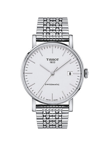 Tissot Herrenuhr Everytime Swissmatic T1094071103100