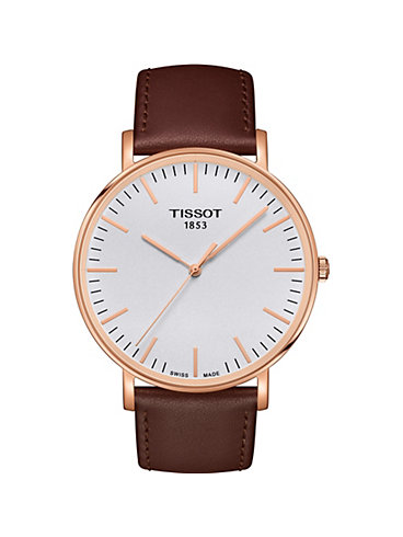 Tissot Herrenuhr Everytime T1096103603100