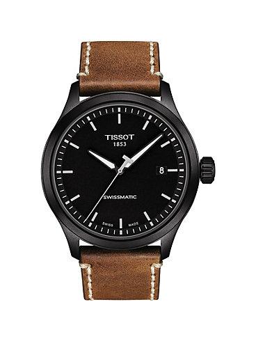 Tissot Herrenuhr Gent XL Swissmatic T1164073605101
