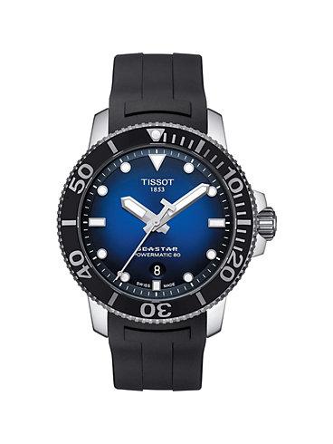 Tissot Herrenuhr Seastar 1000 Powermatic 80 T1204071704100