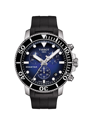 Tissot Herrenuhr Seastar T1204171704100