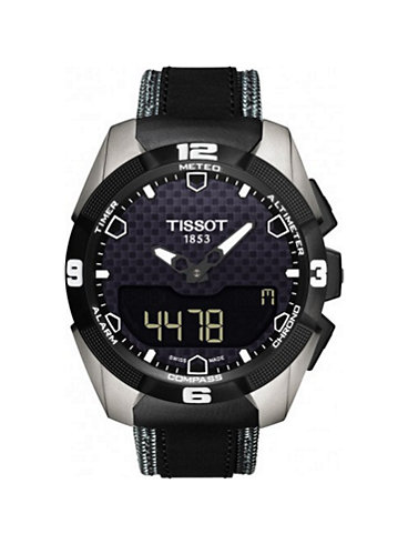 Tissot Herrenuhr Touch Collection T0914204605101