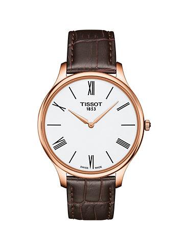 Tissot Herrenuhr Tradition 5.5 T0634093601800