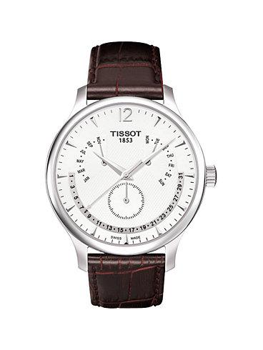 Tissot Herrenuhr Tradition Perpetual Calendar T0636371603700