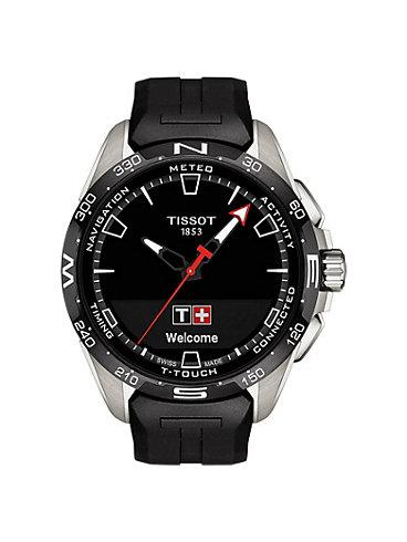 Tissot Hybriduhr T-Touch Connect Solar T1214204705100
