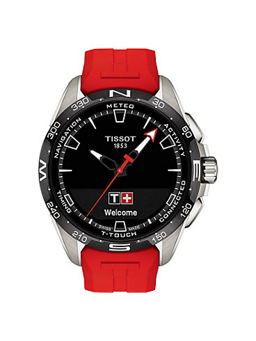 Tissot Hybriduhr T-Touch Connect Solar T1214204705101
