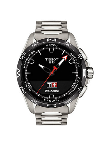 Tissot Smartwatch T-Touch Connected Solar T1214204405100