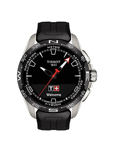 Tissot Smartwatch T-Touch Connected Solar T1214204705100