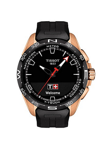 Tissot Smartwatch T-Touch Connected Solar T1214204705102