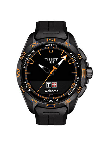 Tissot Smartwatch T-Touch Connected Solar T1214204705104