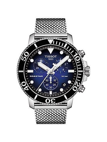 Tissot Taucheruhr Seastar 1000 Chronograph T1204171104102