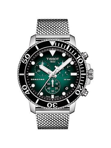 Tissot Taucheruhr Seastar T1204171109100