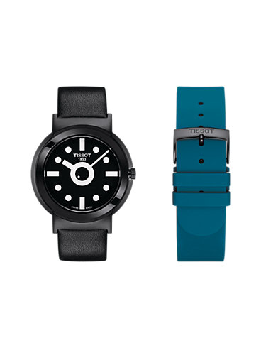 Tissot Uhren-Set Heritage Memphis Gent T1344103705100