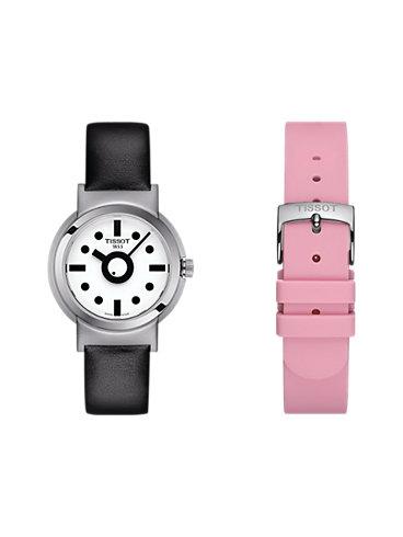 Tissot Uhren-Set Heritage Memphis Lady T1342101701100
