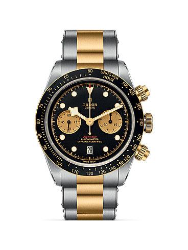 Tudor Chronograph Black Bay Chrono S&G M79363N-0001