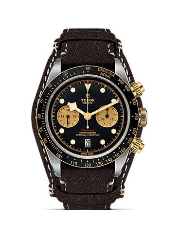 Tudor Chronograph Black Bay Chrono S&G M79363N-0002