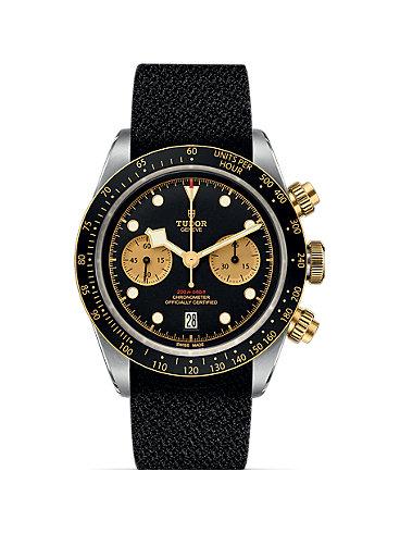 Tudor Chronograph Black Bay Chrono S&G M79363N-0003