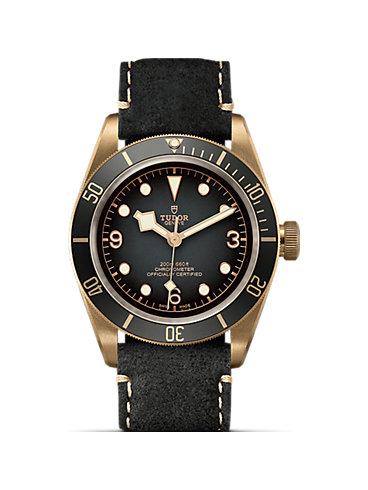 Tudor Herrenuhr Black Bay Bronze M79250BA-0001