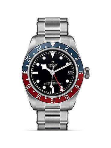 Tudor Herrenuhr Black Bay GMT M79830RB-0001