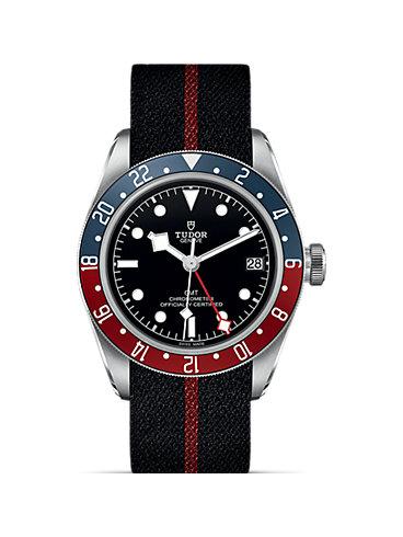 Tudor Herrenuhr Black Bay GMT M79830RB-0003