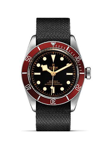 Tudor Herrenuhr Black Bay M79230R-0010