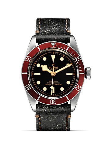 Tudor Herrenuhr Black Bay M79230R-0011