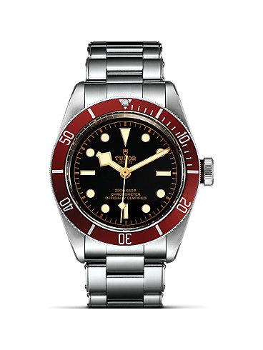 Tudor Herrenuhr Black Bay M79230R-0012