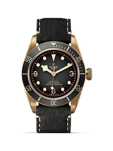 Tudor Herrenuhr Black Bay M79250BA-0001