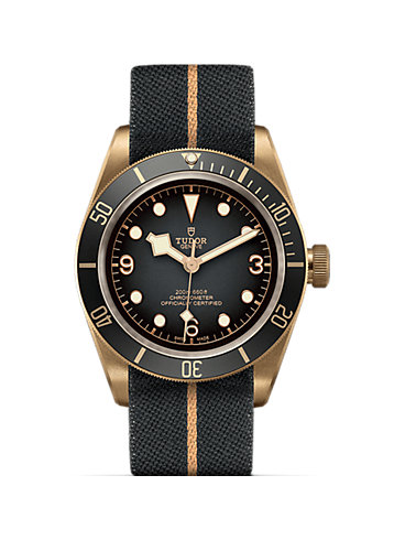 Tudor Herrenuhr Black Bay M79250BA-0002