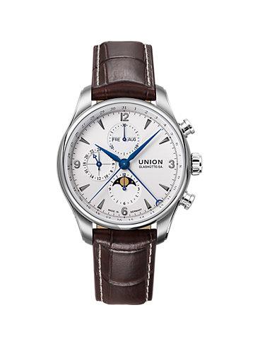 Union Glashütte Chronograph Belisar Chronograph Mondphase D0094251601700