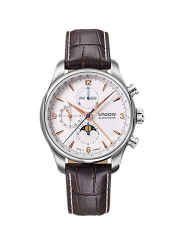 Union Glashütte Chronograph Belisar Chronograph Mondphase D0094251601701