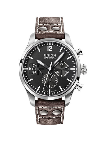 Union Glashütte Chronograph Belisar Pilot Chronograph Pilot Chrono D0096271605700