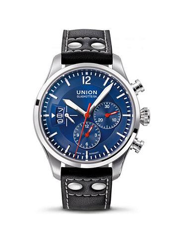 Union Glashütte Chronograph Belisar Pilot Chronograph Pilot D0096271604700