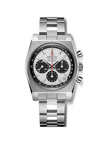 Zenith Chronograph Chronomaster Revivial El Perimero Revival El Primero 03.A384.400/21.M384