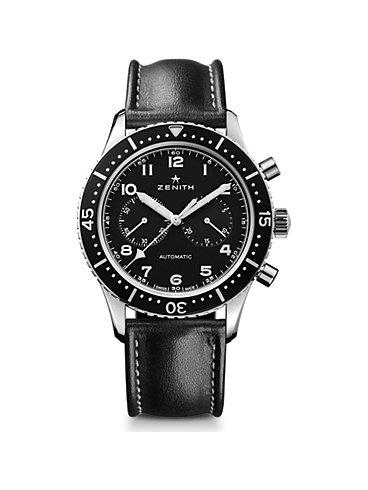 Zenith Chronograph Pilot Heritage Revival 03.2240.4069/21.C774