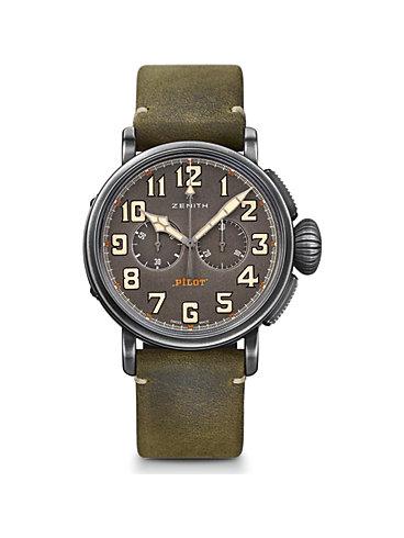 Zenith Chronograph Pilot Type 20 Heritage Ton-Up 11.2430.4069/21.C773