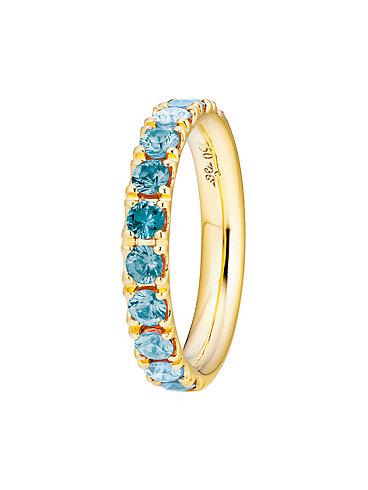 Capolavoro Memoire Ring Rainbow RI7SMC02730.BLAU
