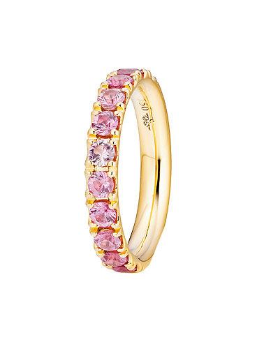 Capolavoro Memoire Ring Rainbow RI7SMC02730.PINK
